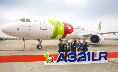 Tap Air Portugal welcomes first Airbus A321LR to fleet