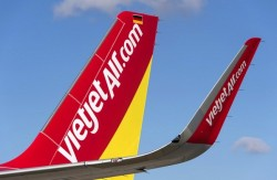 Vietjet to launch three domestic routes in January