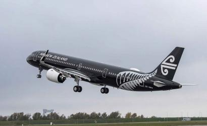 Air New Zealand receives first A321neo from Airbus