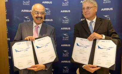 Kuwait Airways signs for eight A330-800 planes from Airbus