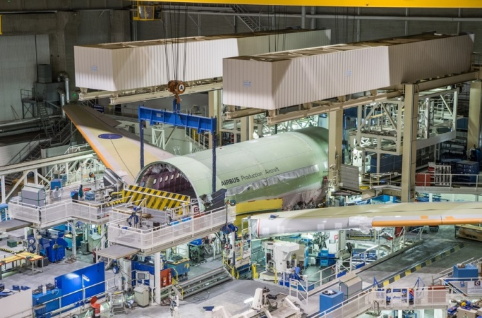 News: New configuration A330-800 starts final assembly