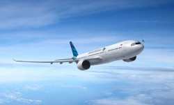 Garuda Indonesia signs deal for 14 Airbus planes