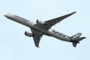 Airbus A350-1000 passes latest testing stage before launch