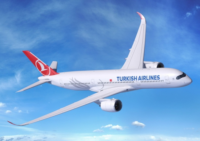 Turkish Airlines Signs MOU for 25 Airbus A350-900 Aircraft