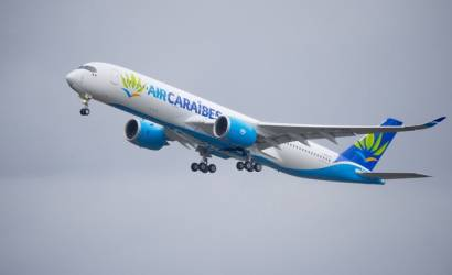 Air Caraïbes takes delivery of first Airbus A350-900