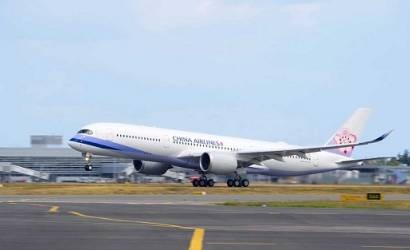 China Airlines becomes latest operator of A350 XWB