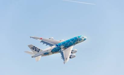 All Nippon Airways takes delivery of first A380