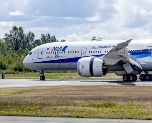All Nippon Airways welcomes fiftieth Dreamliner to fleet