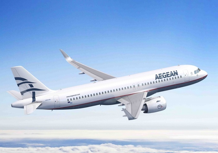 Aegean ‎Airlines signs A320neo deal with Airbus