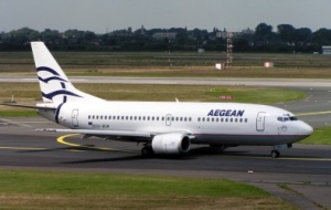 Aegean increase UK routes in Summer 2015