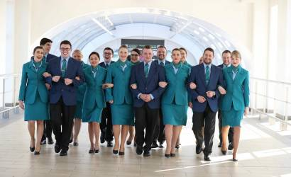 Aer Lingus hires hundreds of cabin crew as summer season begins