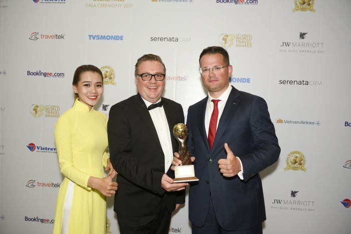 Aeroflot takes title of World's Leading Aviation Brand at World Travel Awards