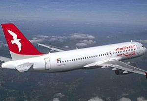 Air Arabia takes off to Russia