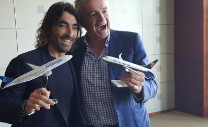 Ryanair to offer Air Europa long-haul routes through website
