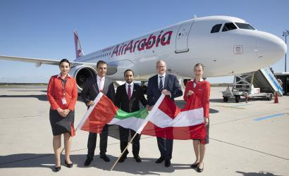 Air Arabia launches new low-cost flights to Vienna