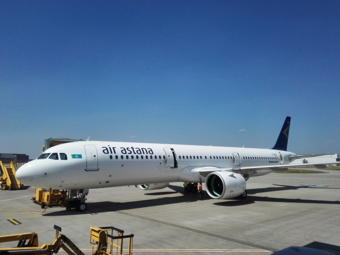 Air Astana launches two new Russia connections