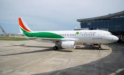 Air Côte d'Ivoire takes delivery of new Airbus A320