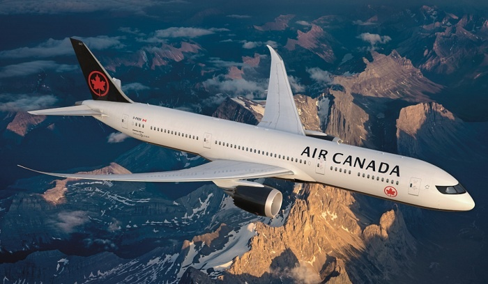 Air Canada grows services from Vancouver for summer 2018