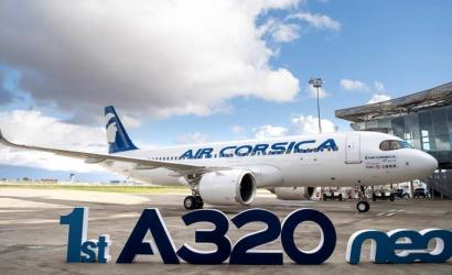 Air Corsica welcomes first A320neo to fleet