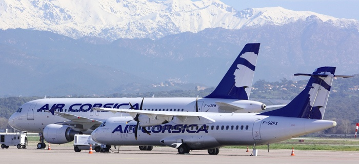 Air Corsica launches new flights from London Stansted