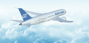 Air Europa as the most punctual European airline