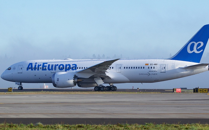 Air Europa expands UK team as growth continues