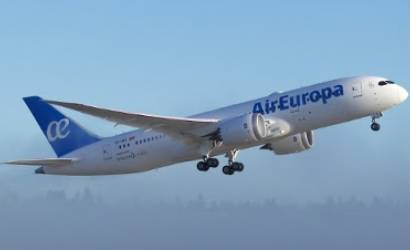 Air Europa welcomes first Boeing Dreamliner 787-9 to fleet