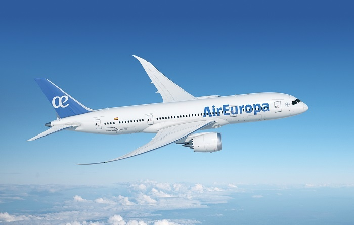 Air Europa launches new allergen free menus
