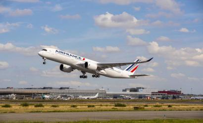 Air France-KLM places new Airbus A350-900 order