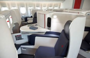 Air France launches new cabin to Los Angeles and Washington