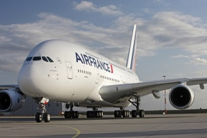 Air France launches Glasgow route