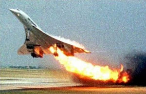 Continental cleared of Air France Concorde disaster