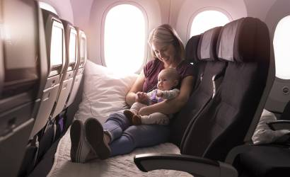 Air New Zealand improves economy class Skycouch