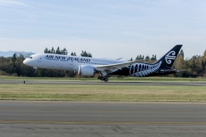 Profits fall in first half of financial year at Air New Zealand
