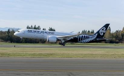 Air New Zealand steps up Dreamliner 787-9 rollout