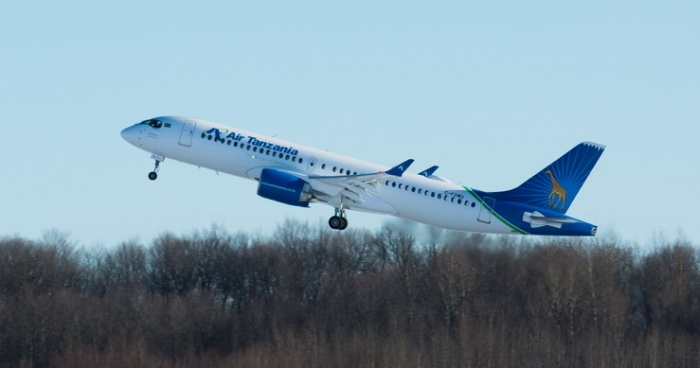 Air Tanzania becomes first African A220 operator