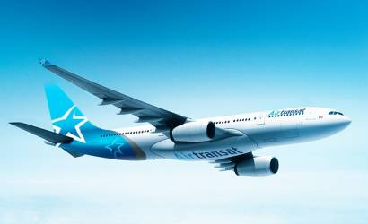 Air Transat unveils new livery to mark 30th anniversary