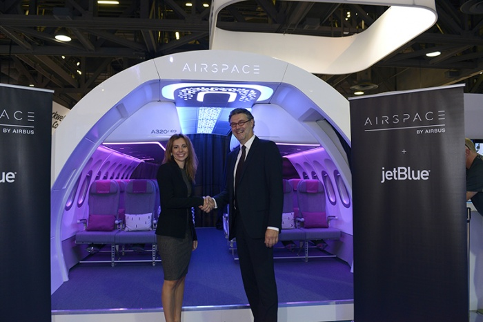 JetBlue to introduce Airspace by Airbus to A320 for first time