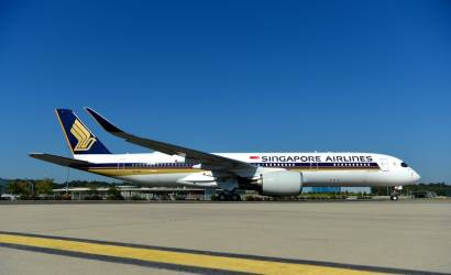 Singapore Airlines to welcome first A350-900 ultra-long-range to fleet