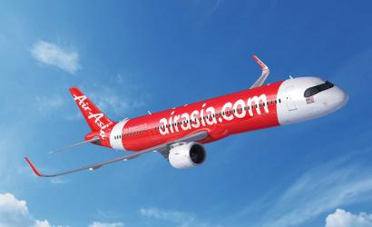 AirAsia X places 42 plane order with Airbus