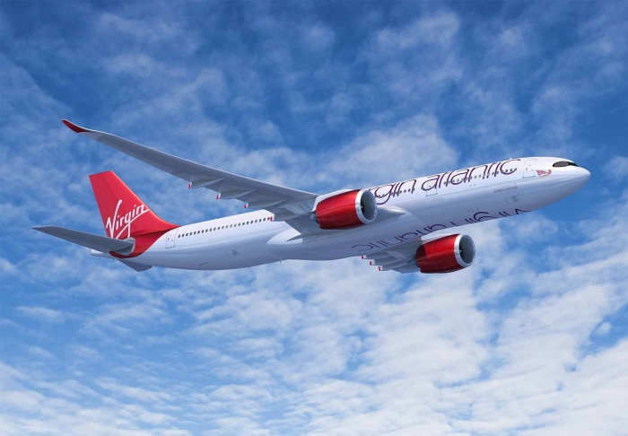 Virgin Atlantic places A330 order in Paris