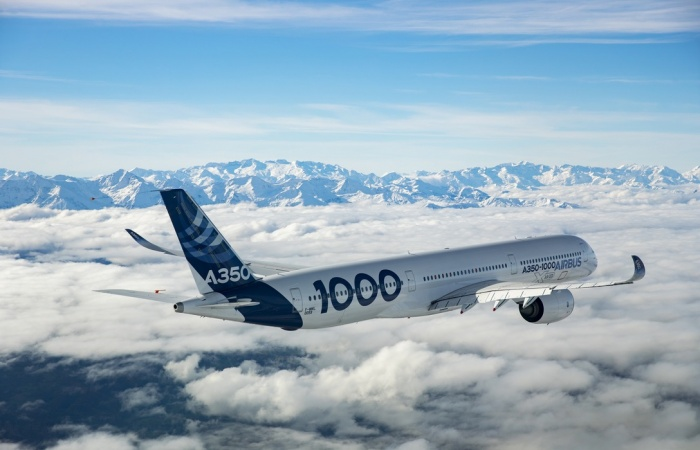 Airbus sees record commercial aircraft deliveries in 2017