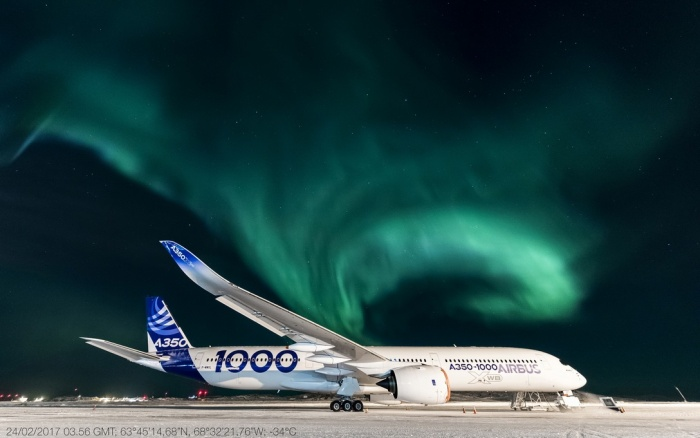 News: Airbus A350-1000 receives European and US safety accreditation