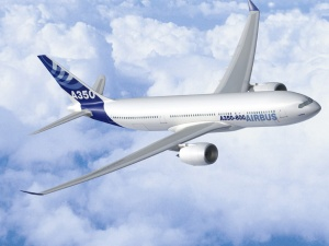 Airbus sees A350 schedule pushed back six months