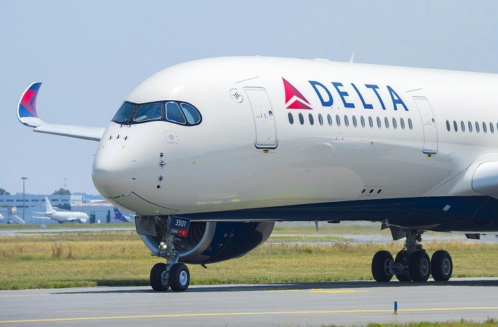 News: Delta Air Lines receives first A350-900 from Airbus