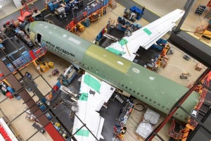 Airbus prepares first ACJ320neo for take-off