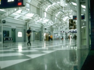 Charter passengers responsible for majority of extra security costs in airports