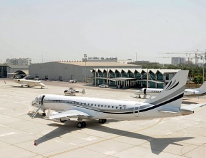 Al Bateen Executive Airport prepares for Etihad Airways Abu Dhabi Grand Prix