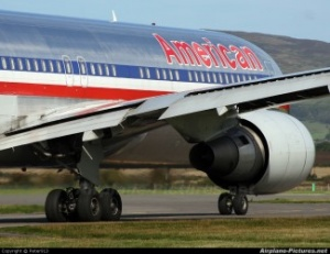 American Airlines introduces entree reservations