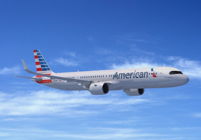 American Airlines orders 50 A321XLR from Airbus